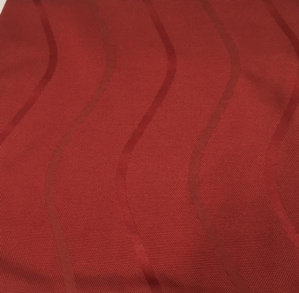 Unistoff mit kleinen durchwebten gestichelten Punkten in Leinenoptik gewebt